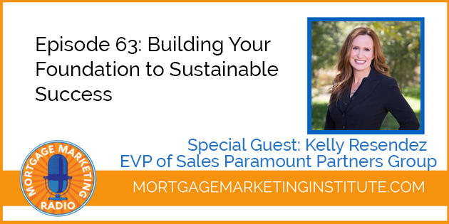 Ep# 63: Building Your Foundation to Sustainable Success