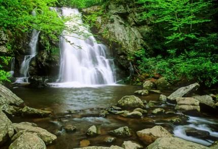 456-44 Spruce Flats Falls
