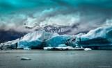 Jokulsarlon iceberg