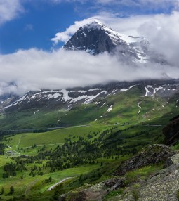 Eiger Peak, Eiger North Face