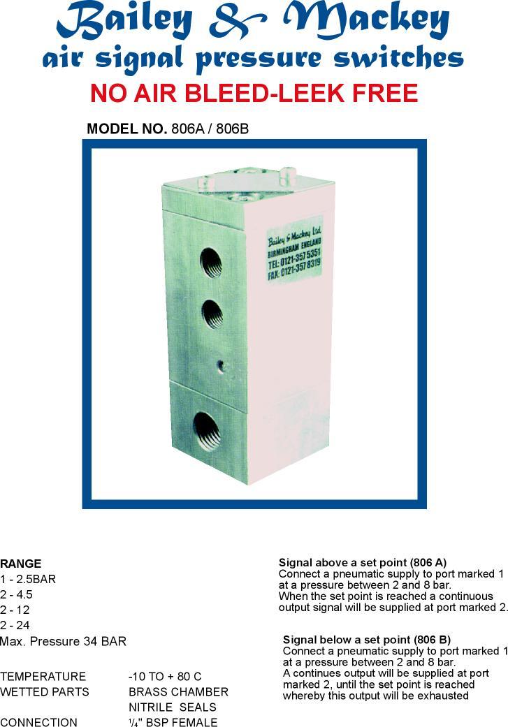 Model 800