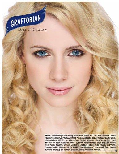 Graftobian Make-Up Company 2011 catalog page 21
