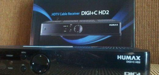 Decodor RCS RDS Humax HD2