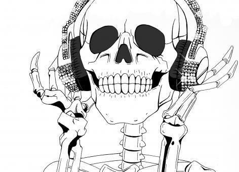 Muzica mortu