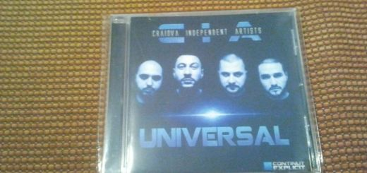 Album CIA - universal
