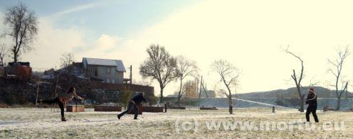Decembrie 2013 - prima zapada la Oradea (4)