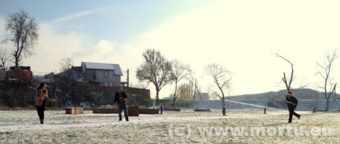 Decembrie 2013 - prima zapada la Oradea (6)