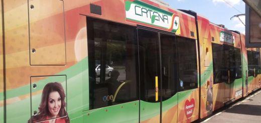 Oradea - tramvaiul Catena (2)