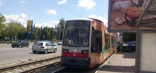 Oradea - tramvaiul Catena (4)