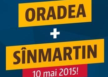 Oradea Sanmartin referendum 10 mai 2015