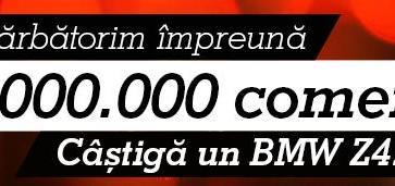 emag - 10 milioane de comenzi