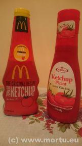 Ketchup Develey - Mc Donalds (1)