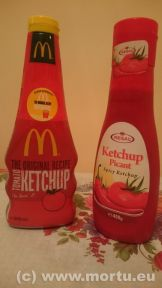 Ketchup Develey - Mc Donalds (1)