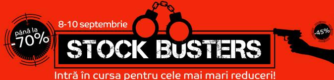 stock busters emag septembrie 2015