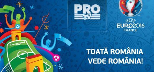Euro 2016 la ProTv