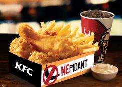 KFC Smart meniu plus NEpicant