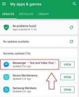 Auto Update aplicatii pe Android3