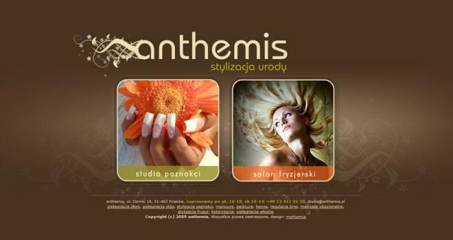 Anthemis - stylizacja urody