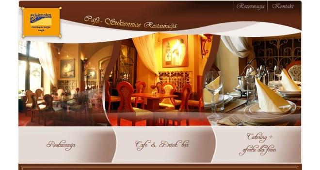 Restauracja Cafe Sukiennice