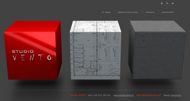Studio Vento - biuro architektoniczne, projektowe