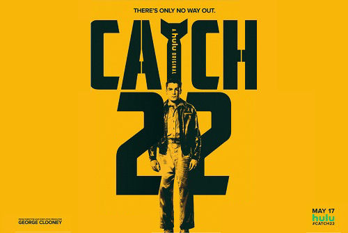 "All Six Episodes of the New ""Catch-22"" Premiere on Friday, May 17"