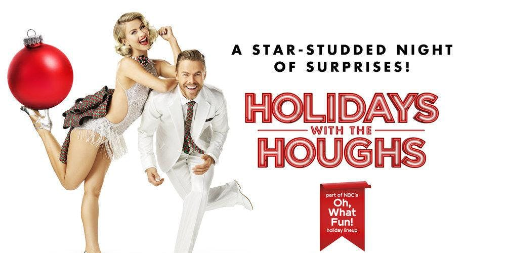 Holidays With The Houghs Brings Fun Sibling Revelry To Nbc
