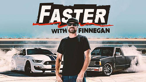 Motortrend App Orders Sophomore Season Of The Hit Series Faster With Finnegan Hosted By Mike Finnegan Of Roadkill Morty S Tv