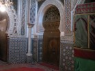 A mosque in the medina