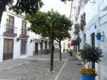 white streets estepona