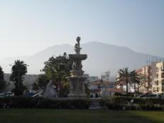 Estepona fountain