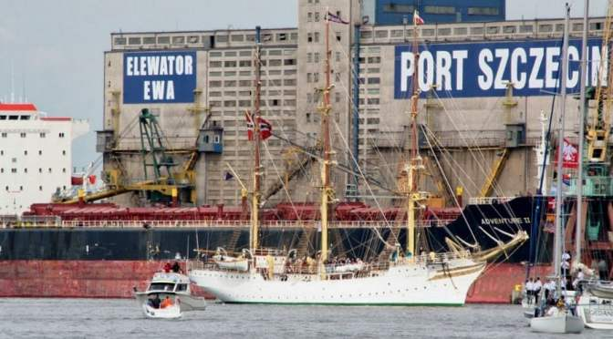 Tall Ship Races 2007 Finał Szczecin – galeria zdjęć