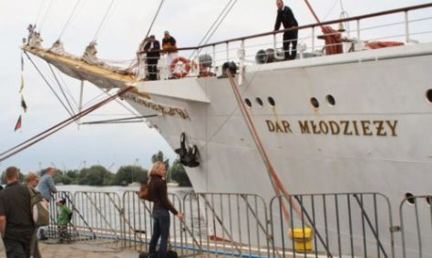 Tall Ship Races 2007. Finał Szczecin