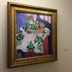 Matisse at Musee Picasso Marais