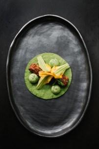 Dish by Enrique Olvera