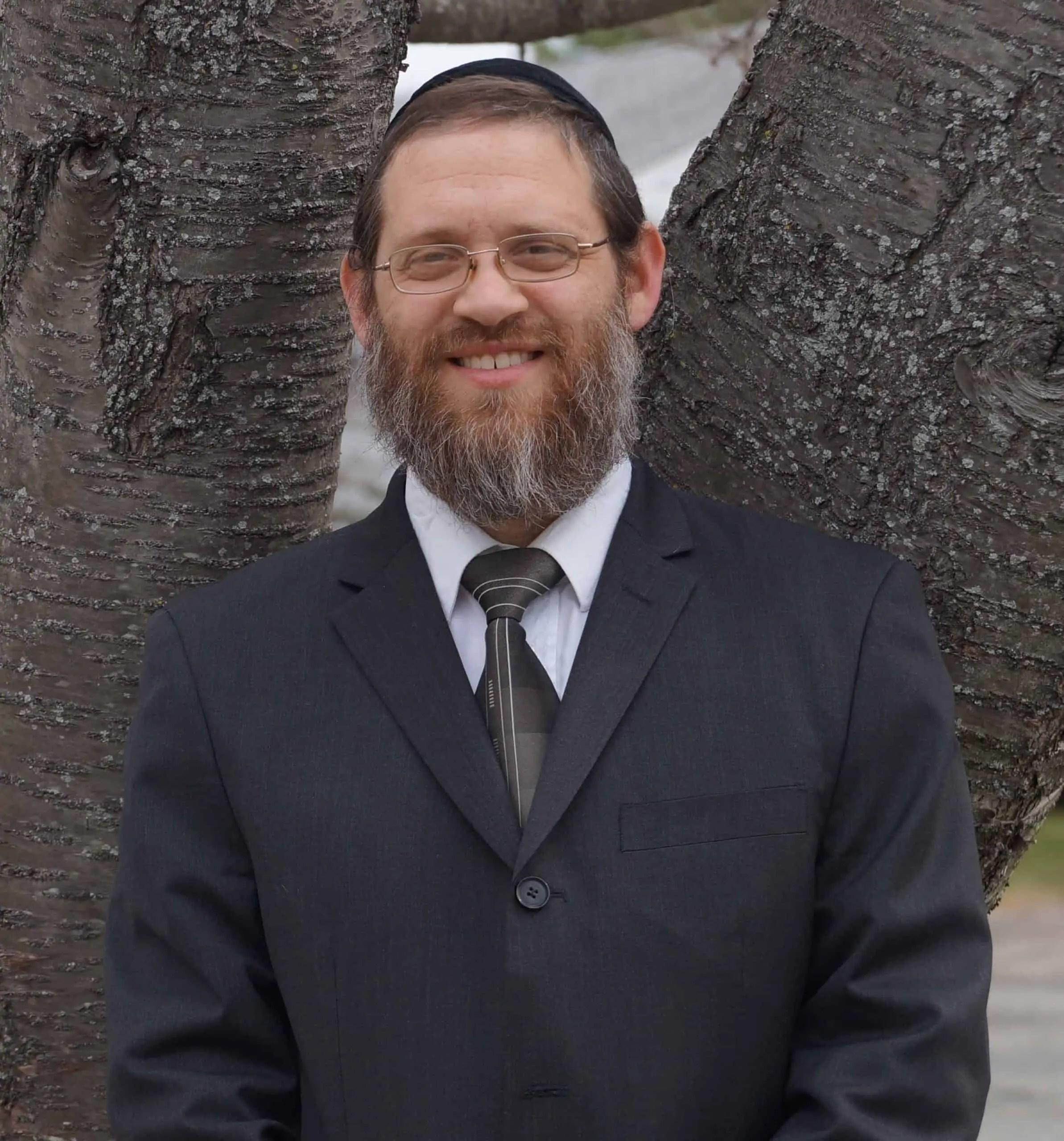 Rabbi Yechezkel Yudkowsky