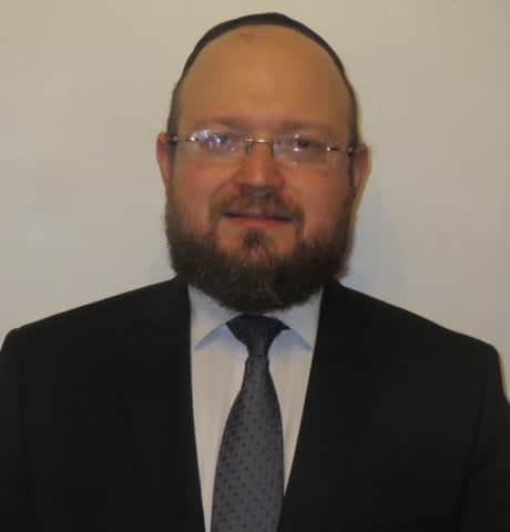 Rabbi Micha Cohn