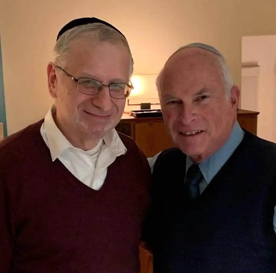 Rabbi Mordechai Wecker and Michael S. Weissman, PhD