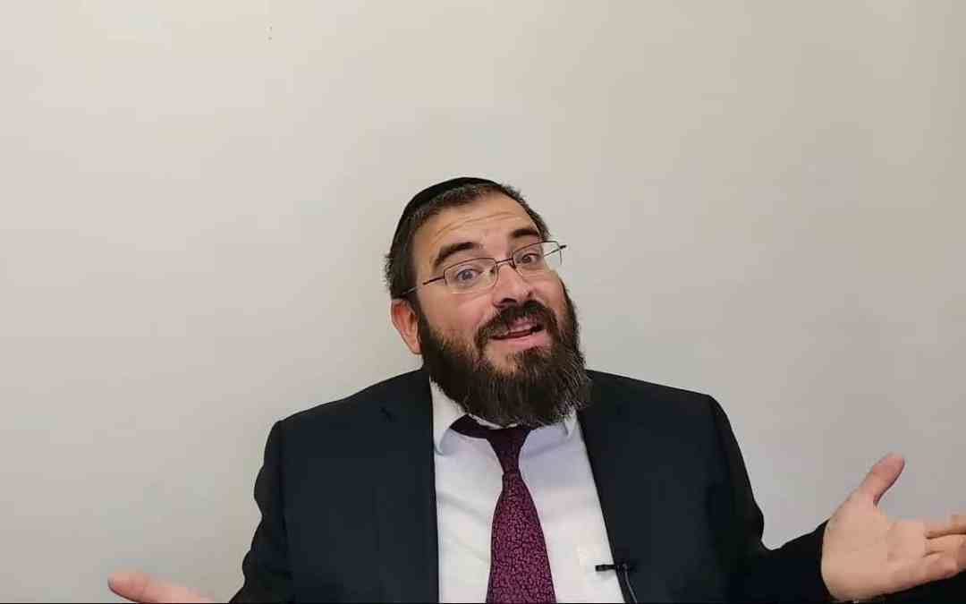 Rabbi Mordechai Lebhar