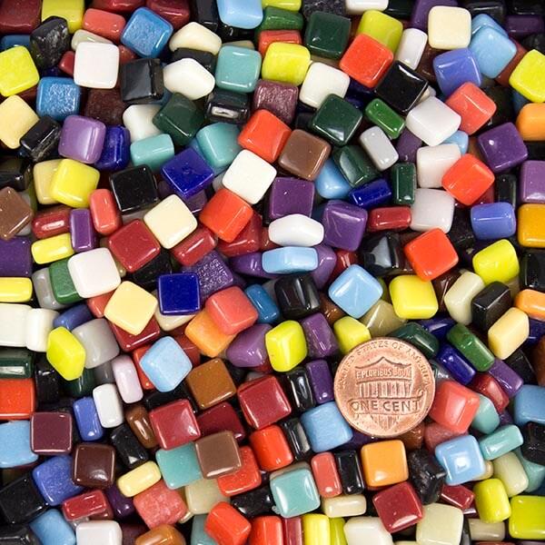 rainbow assortment morjo recycled 8mm