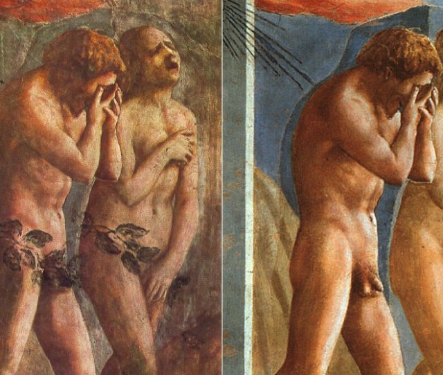 Five Puzzles Arising From The Story Of Adam And Eve