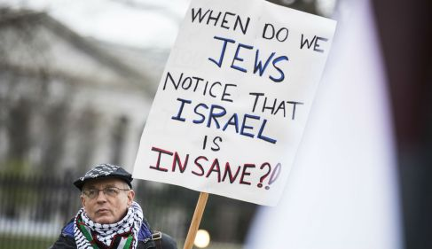 american jews distant from israel