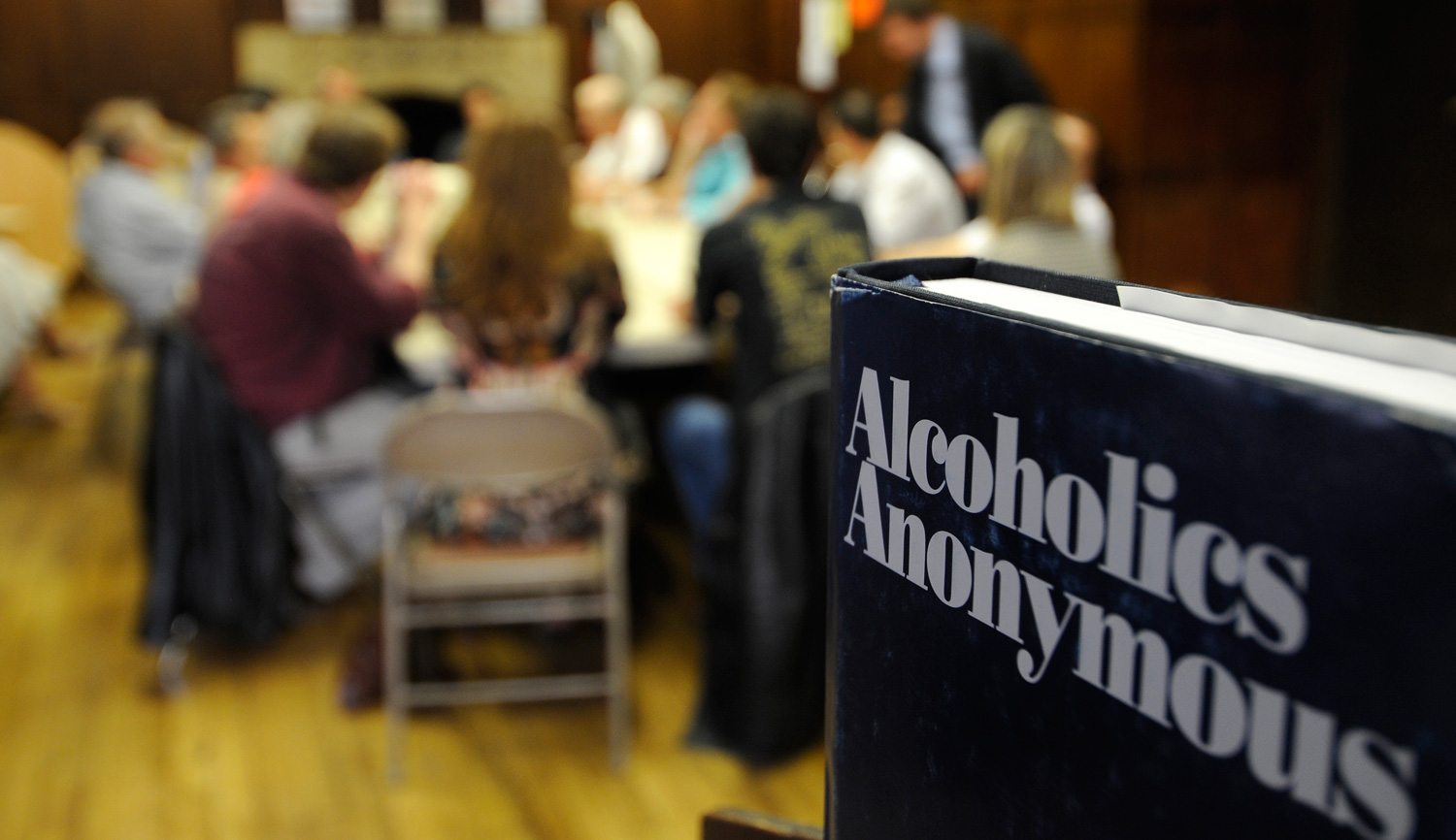 Why There Is No Secular Substitute For Alcoholics