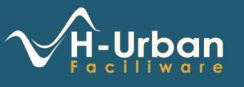 Partenariat H-Urban Faciliware