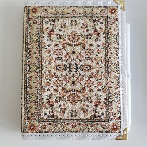 Grand Carnet de note multicolore