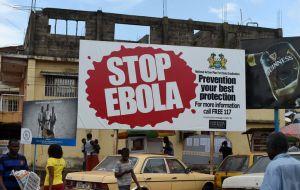 Ebola Freetown