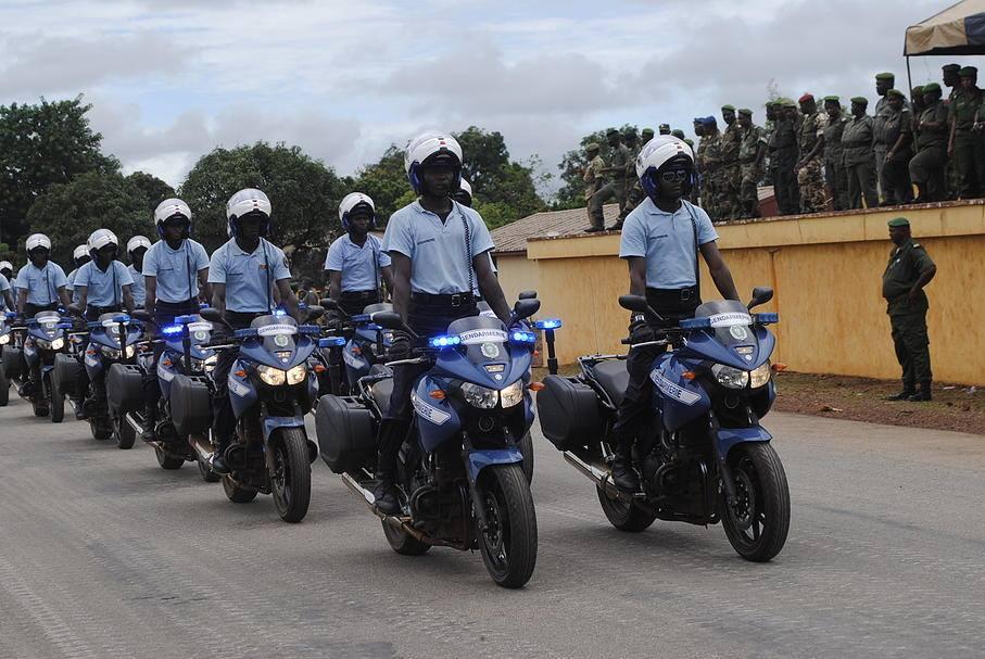 La Gendarmerie routière