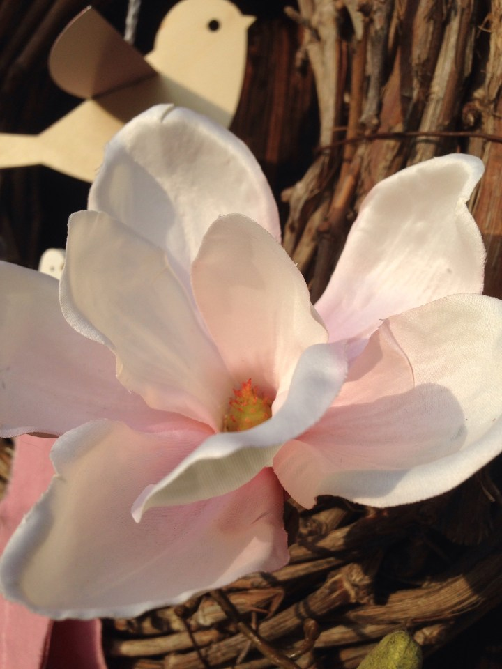 Stadl Deko – Welcome Spring