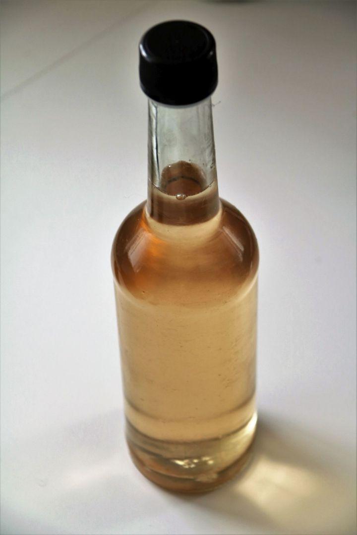 mosauerins Brennnessel-Ingwer-Sirup