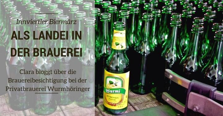 Clara entdeckt das Innviertel: Als Landei in der Brauerei