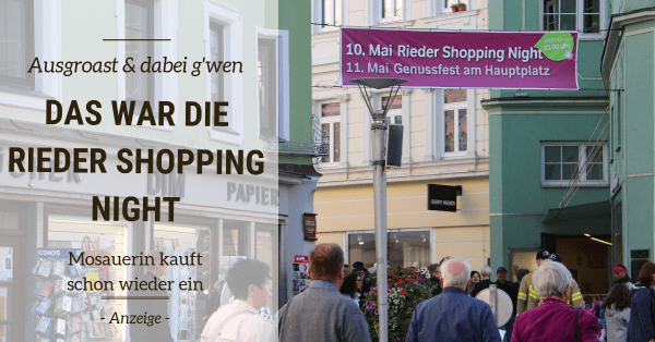 rieder shopping night mosauerin